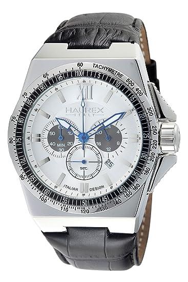 3774eac36533 Haurex Italy 9A340USG - Reloj de caballero de cuarzo