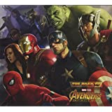 (进口原版) Road to Marvel's Avengers - Infinity War The Road To Marvel's Avengers: Infinity War - The Art Of The Marvel Cinematic Universe Vol. 2