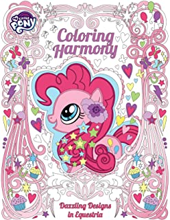 My Little Pony Coloring Harmony Dazzling Designs In Equestria