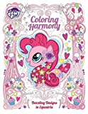My Little Pony: Coloring Harmony: Dazzling Designs from Equestria