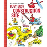 Richard Scarry's Busy Busy Construction Site (Richard Scarry's BUSY BUSY Board Books)