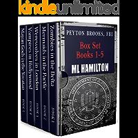 The Peyton Brooks, FBI Box Set: Volume One: Books 1-5