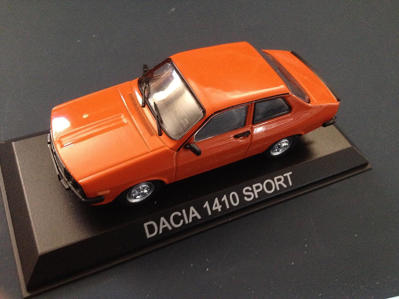 Set of 10 DACIA model cars 1:43 DIECAST LOT CAR URSS