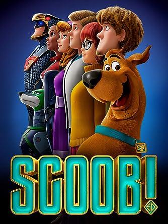 Amazon.com: SCOOB! (DVD + Digital Code): Nglish, E., Cervone, Tony ...