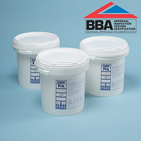 DryFix DPC Damp Proofing Injection Cream 5ltrs (BBA Approved