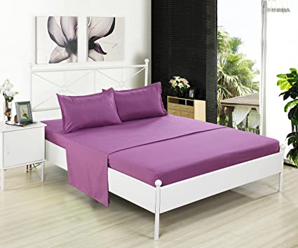 Marvelous Kuality Clearance, Brushed Microfiber Bedding 3pc, Wrinkle,Stain U0026 Fade  Resistant Easy Care