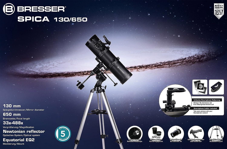 Bresser optik messier nt exos spiegel teleskop