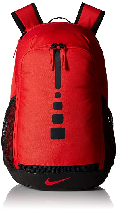 6c8493339da8 Amazon.com  Nike Hoops Elite Varsity Backpack BA5355 (UniversityRed ...