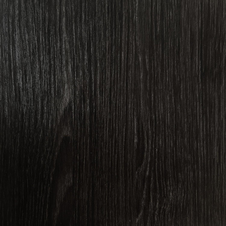 Fablon FAB13877 Oak Black Adhesive Film