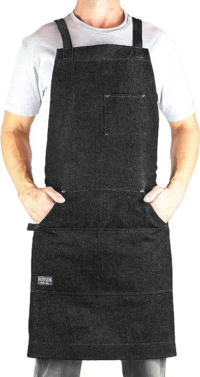 /_ mujer hombre lona Delantales Cocina De Casa Restaurante Cocina Bib Vestido Hea Para Hornear Por ejemplo