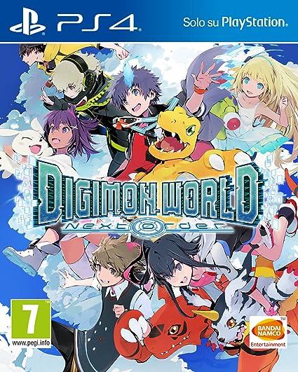 Risultati immagini per Digimon Next Order