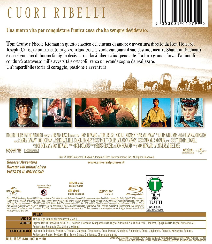 cuori ribelli blu-ray registi ron howard Italia Blu-ray ...