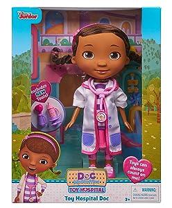Doc McStuffins Toy Hospital Doc Doll