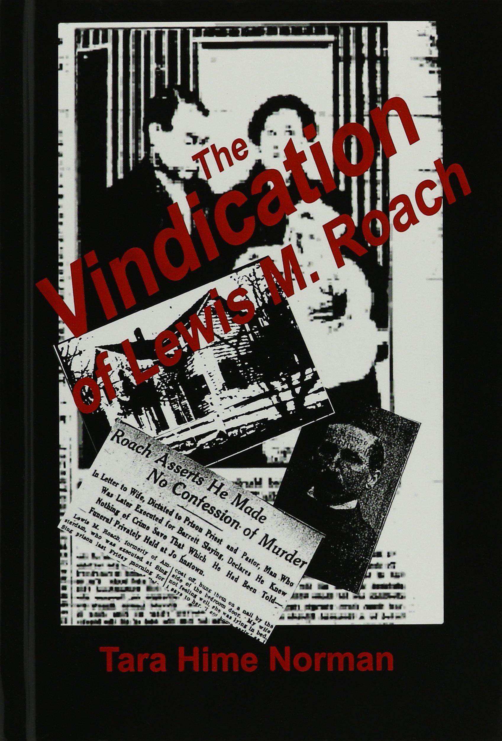 Read Online The Vindication of Lewis M. Roach PDF