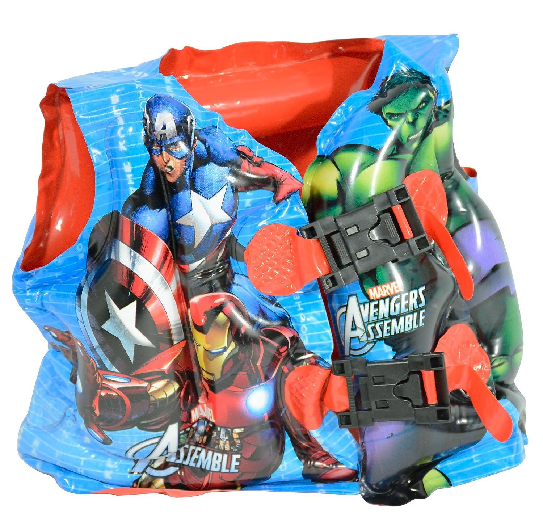 Avengers - Chaleco Hinchable (Saica 9674): Amazon.es: Juguetes y ...