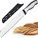ORBLUE Cuchillo de Pan Ultra-Afilado