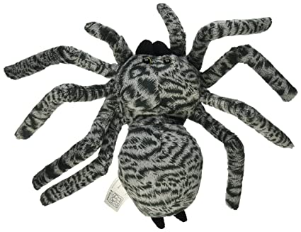 Fiesta Toys Tarantula Spider Plush Stuffed Animal, 8.5""