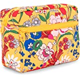 Take it With You mega ban.do Womens Colorful Nylon Pencil Pouch Travel Bags Carryall Set of 5