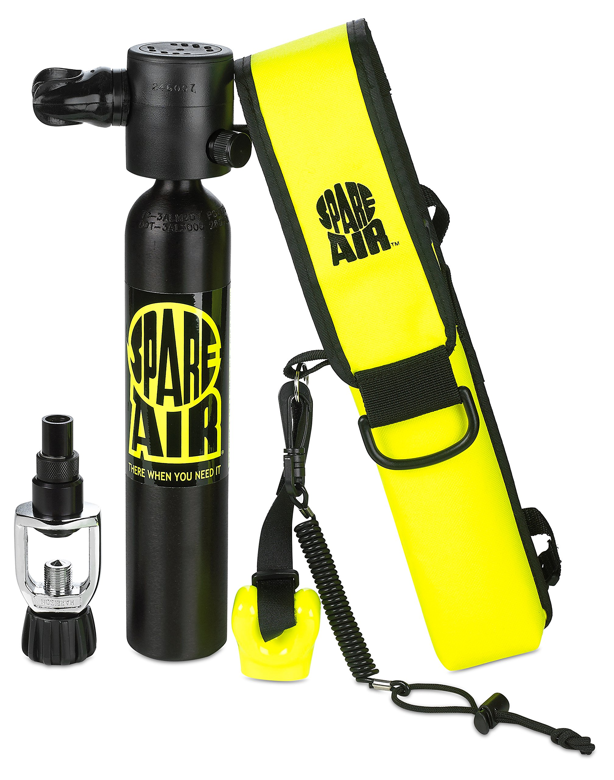 Spare-Air 3000 3.0 Kit, Yellow by Innovative Scuba Concepts