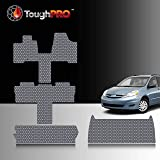 WeatherTech All-Weather Floor Mat for Select Toyota Sienna Models W41