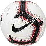 [ナイキ] ジュニア サッカー ボール ストライク ホワイト/ブライトクリムゾン/ブラック/(ブラック) SC3310 100