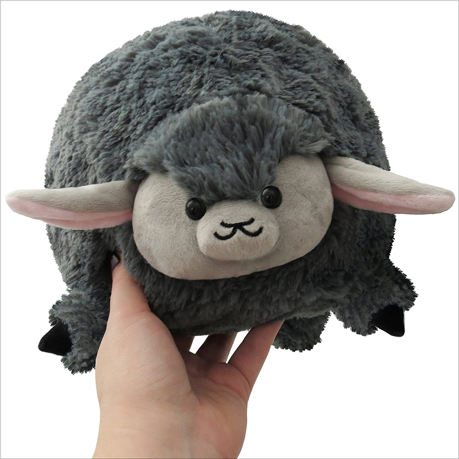 Amazon Com Squishable Limited Mini Black Sheep Plush 7 Toys