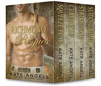 Richmond Rogues: 4 Book Boxed Set