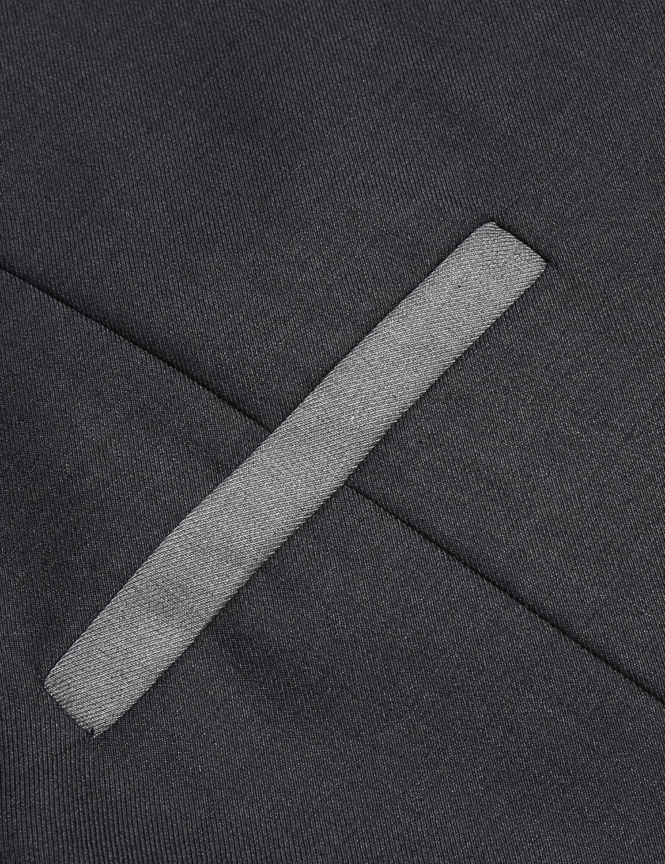 Modfine Mens Casual Sleeveless V-Neck Slim Fit Jacket Business Suit Vest Waistcoat