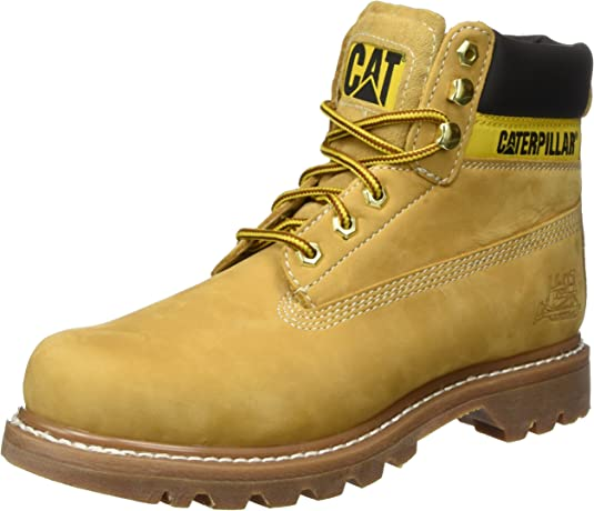 TALLA 45 EU. Caterpillar Colorado Honey, Botas para Hombre