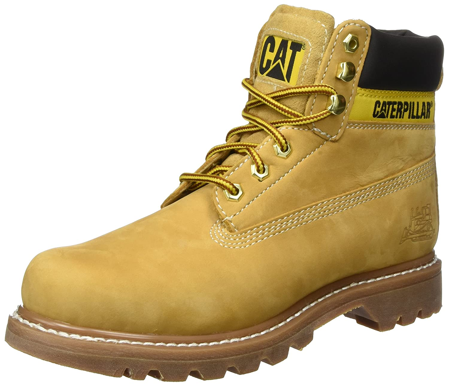 TALLA 42 EU. Caterpillar Colorado Honey, Botas para Hombre
