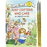 Little Critter Collector's Quintet: Critters Who Care, Going to the Firehouse, This Is My Town, Going to the Sea Park, To the