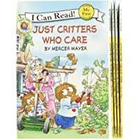 Little Critter Collector's Quintet: Critters Who Care, Going to the Firehouse, This Is My Town, Going to the Sea Park…