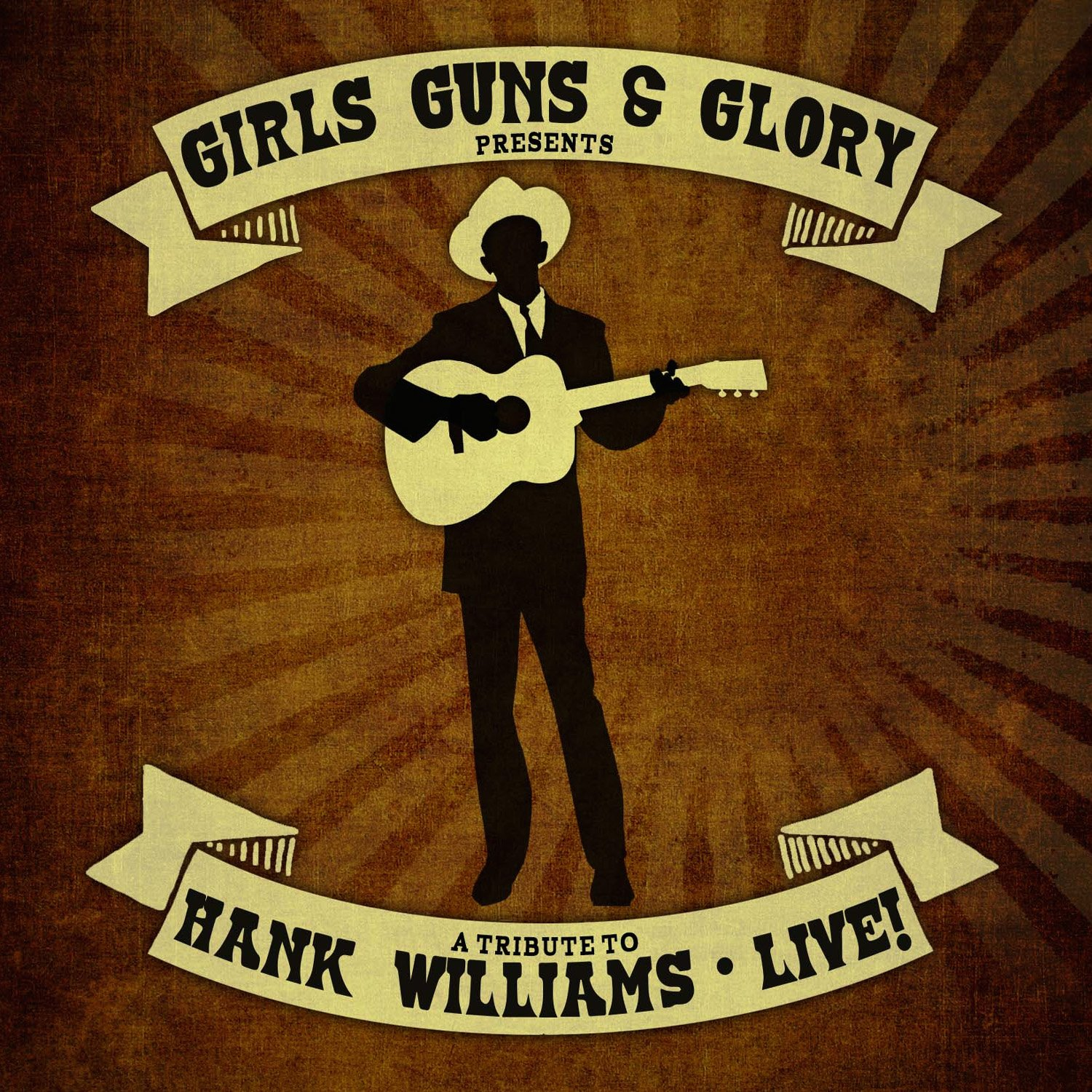 A Tribute To Hank Williams Live! by CD