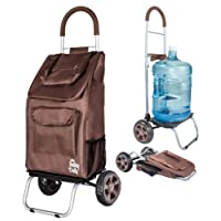 Trolley Dolly, Shopping Grocery Foldable Cart