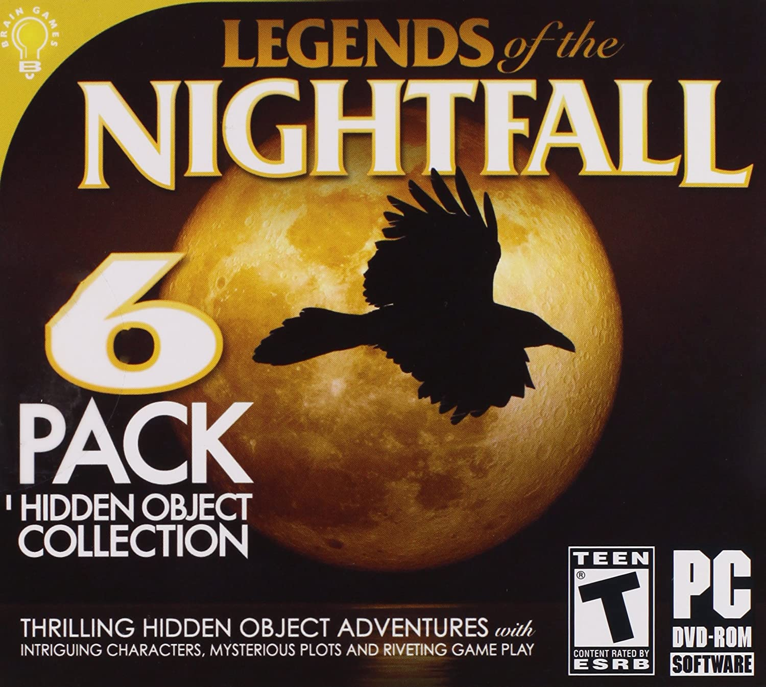 Legends of the Nightfall