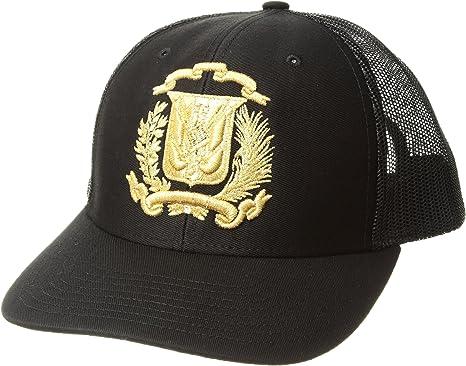 Dominicana república snapback sombrero Dad Vintage Cap, Negro ...