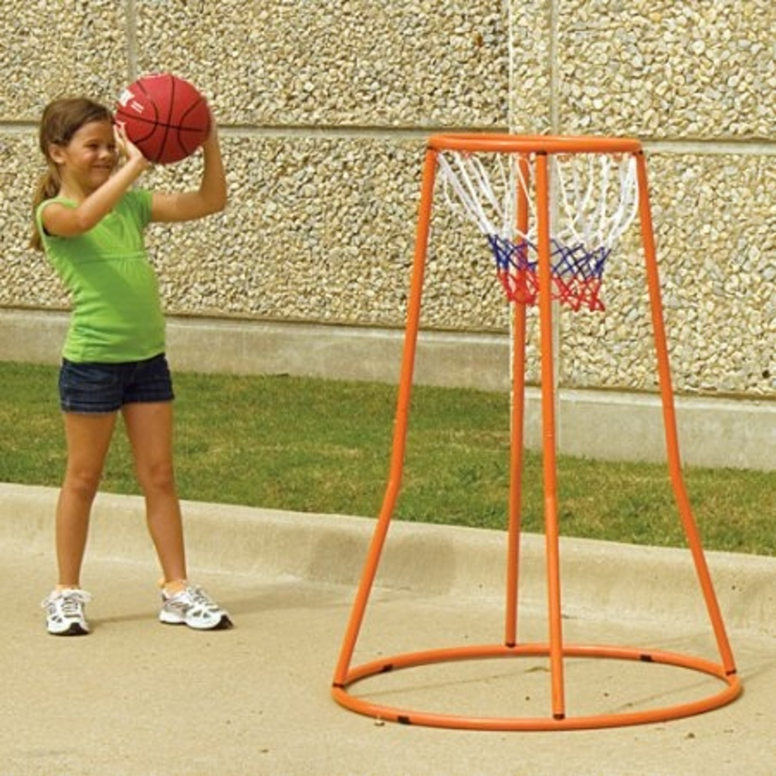 Swish No Backboard Ball Goal, 4'H