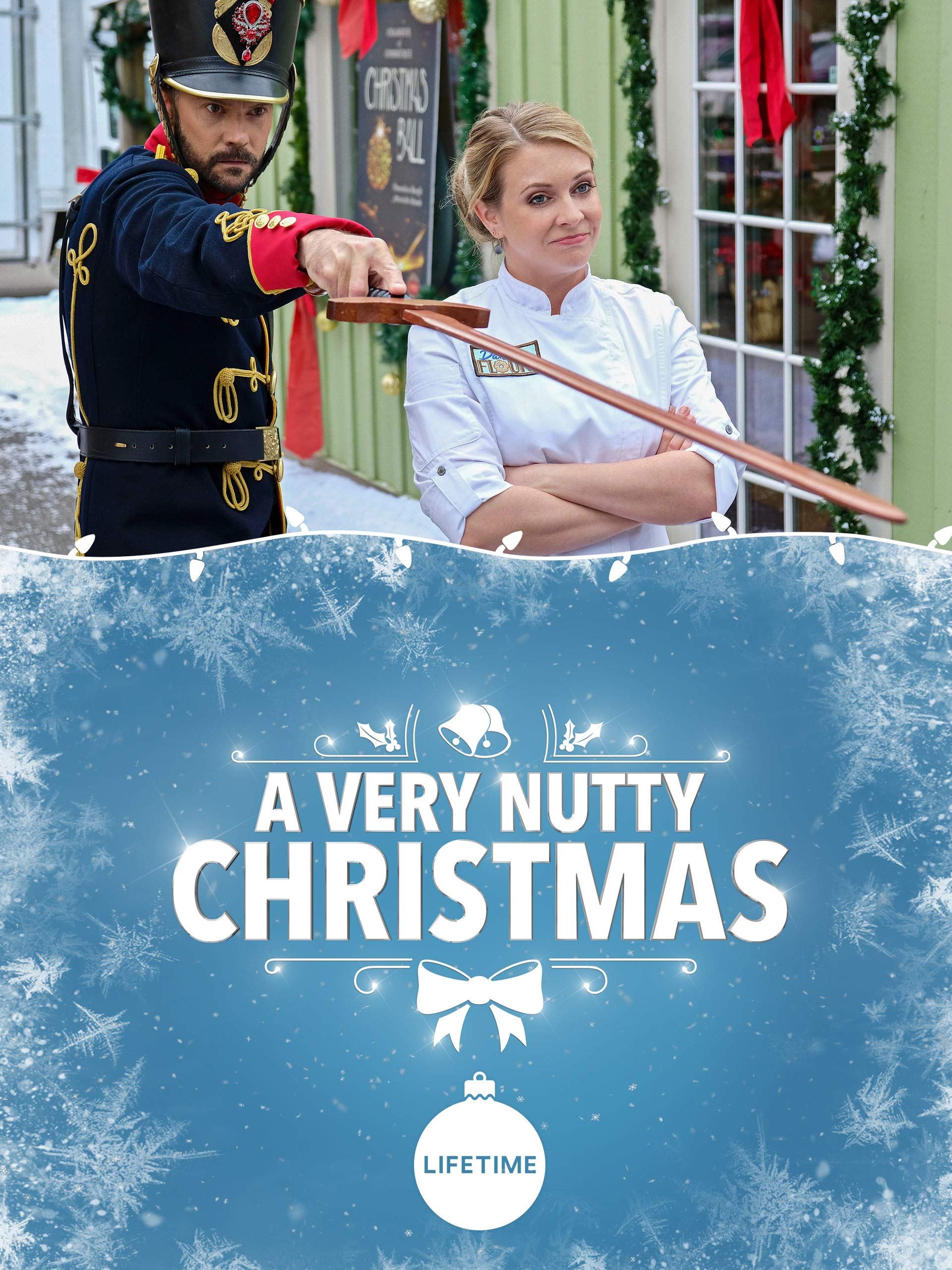 Image result for a very nutty christmas