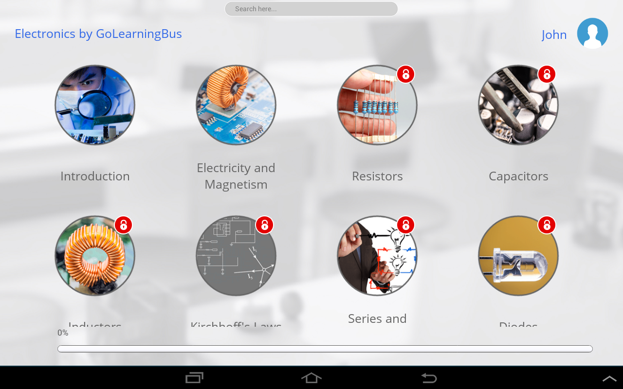 Everycircuit Android Apps On Google Play Learn Electronics By Golearningbus Appstore For