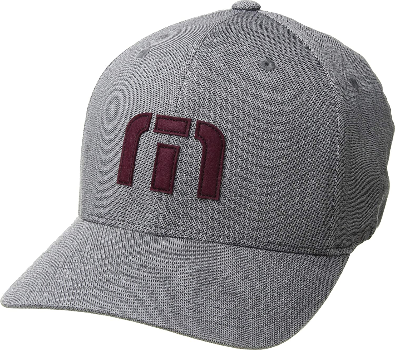 Amazon.com   TravisMathew New Letterman Golf Cap   Clothing b7e4c94690c9