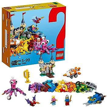 LEGO UK 10404 Ocean's Bottom Cool Toy for Kids: Lego Uk Limited ...