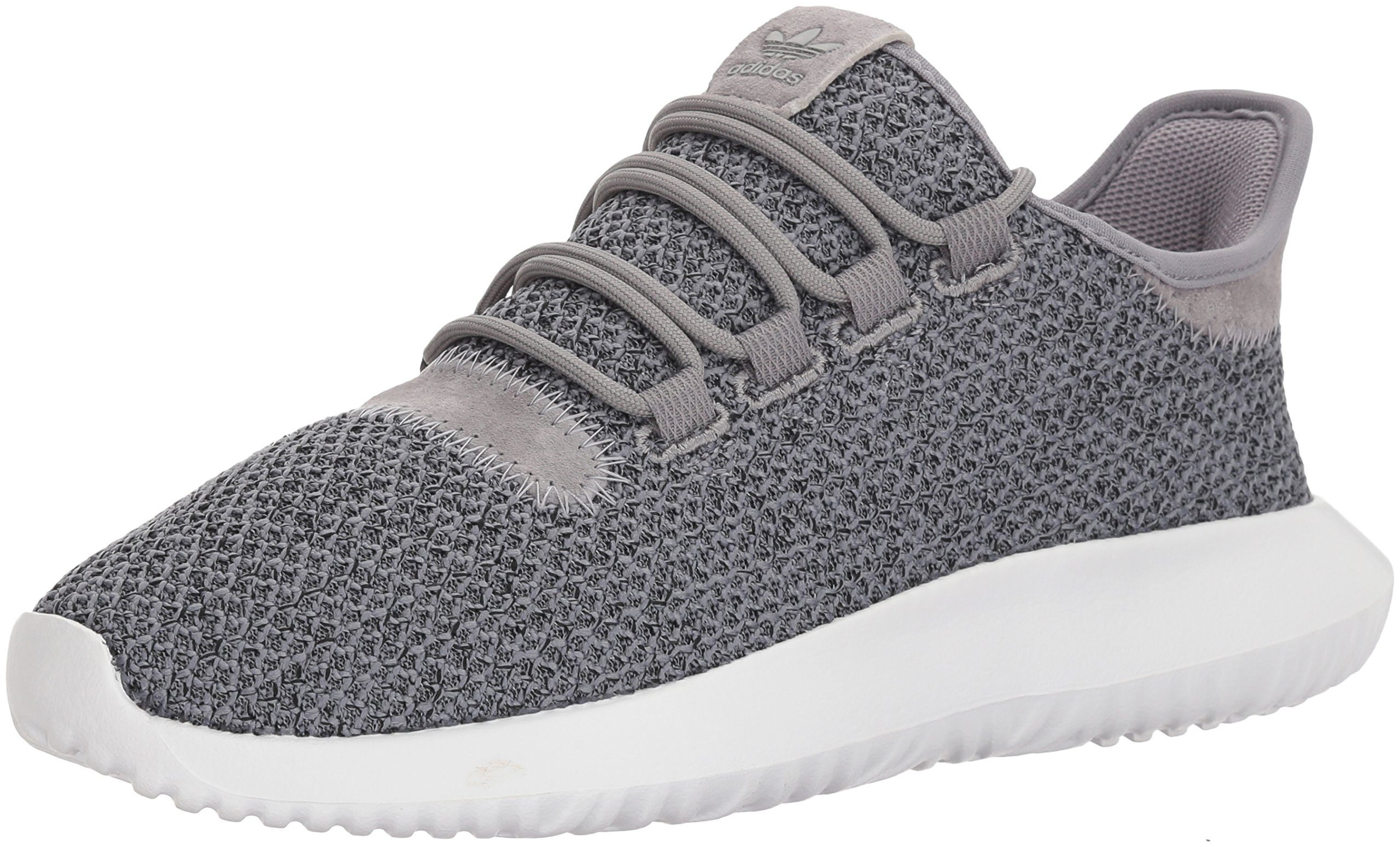 adidas Originals Women's Tubular Shadow W, Grey Three/Grey Three/White, 5 M US