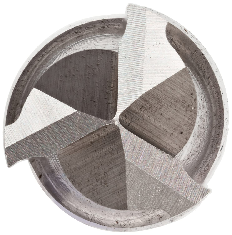 0.25 Shank Diameter 1.34375 Overall Length 0.1875 Cutting Diameter 0.25 Shank Diameter 22273 Finish Weldon Shank YG-1 E2160 Cobalt Steel Square Nose End Mill Uncoated 0.1875 Cutting Diameter Bright 3 Flutes 1.34375 Overall Length 30 Deg Helix