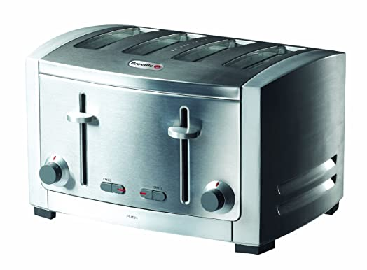 Breville Cafĩ Series TT33 4 Slice Toaster Amazon Kitchen