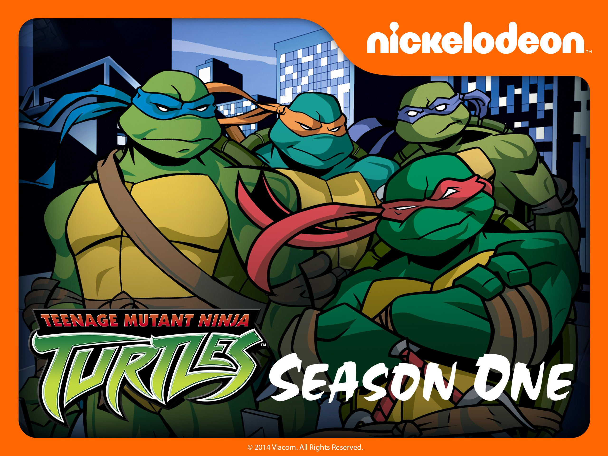 Amazon Com Watch Teenage Mutant Ninja Turtles Season 1 2003 Prime Video