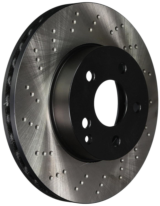 Stop TECH 317371101 355x32 Brake Aero-Rotor + Hardware-Slot Left