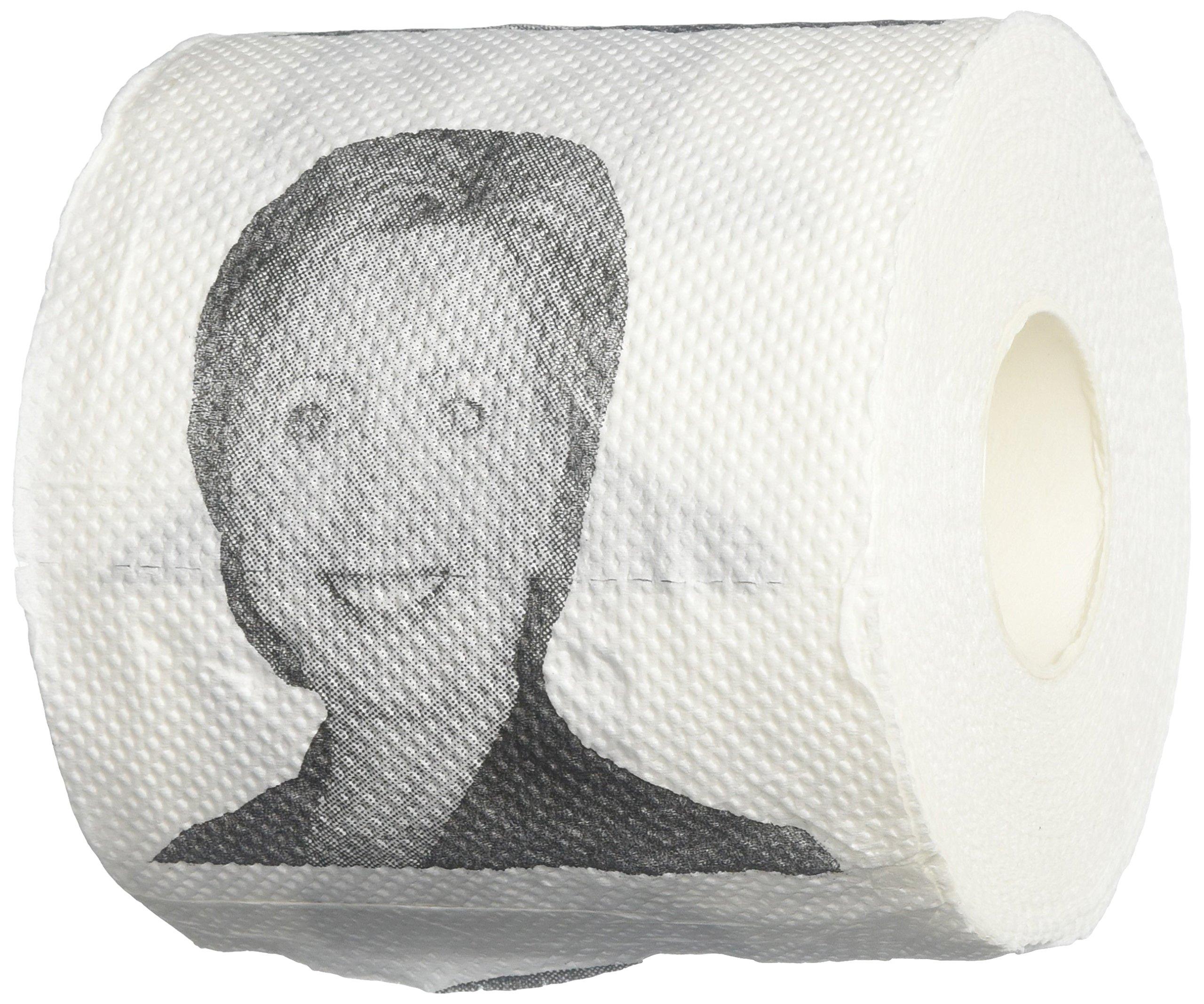 e33f44352c1 Amazon.com: Hillary Clinton Toilet Paper, Novelty Political Gag Gift (1):  Health & Personal Care