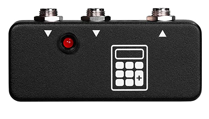 JHS Summing Amp Input Signal Blender Guitar Pedal