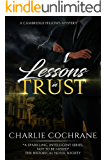Lessons in Trust (Cambridge Fellows Book 7)