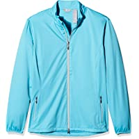 Callaway 2-Layer Chaqueta Golf, Mujer, Azul Claro, XL